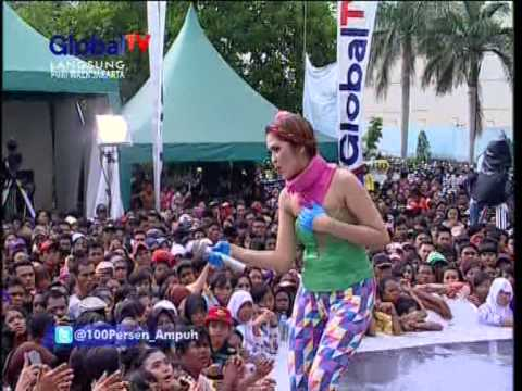 AUDREY Live At 100% Ampuh (13-12-2012) Courtesy GLOBAL TV