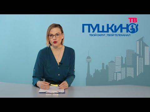 Новости Пушкинского городского округа 21.01.20(3)