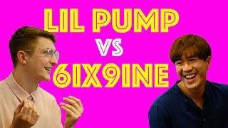 Lil Pump vs 6IX9INE: Foreigners react S01E03