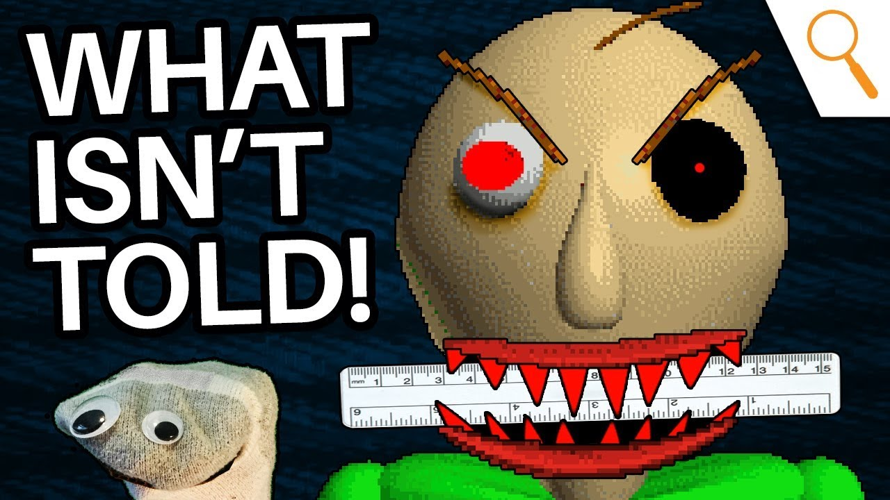 Baldi's TERRIBLE SECRET! (Baldi's Basics in Education and Learning Theory)