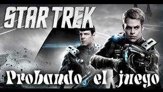 Star Trek Ps3 / Probando el Juego [Español HD] GamePlay