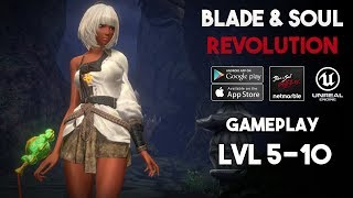 Blade & Soul Revolution Mobile (Release) Gameplay Android / iOS Part 2