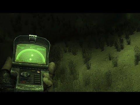 Мэддисон в поисках лунного света в  Сталкер: Зов Припяти