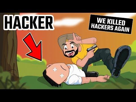 PUBG MOBILE - Speed Hacker Killed | High Jump Hacker | Chicken Dinner