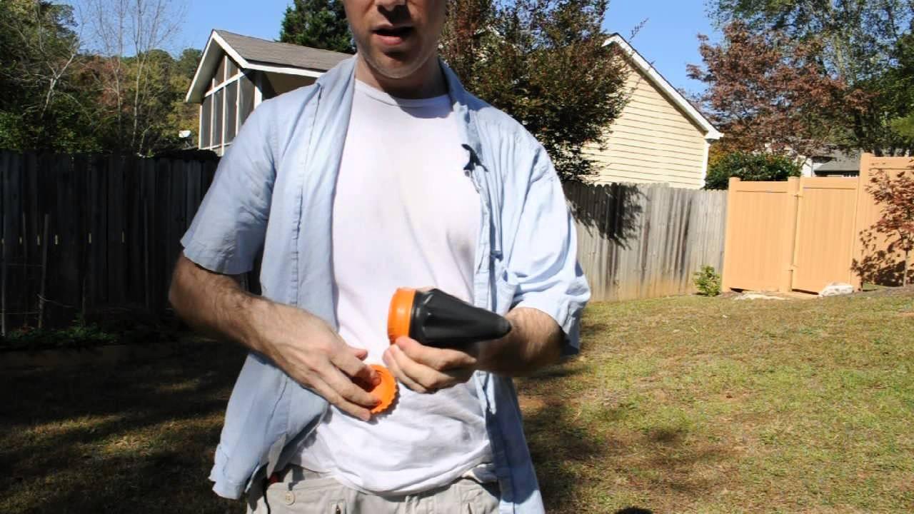 Pocket Shot High Speed Pellet Shooter - Orange