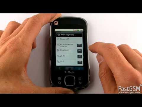 Unlock T-Mobile USA Motorola CLIQ XT MB501