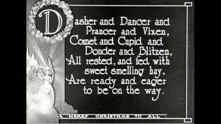 """A Merry Christmas to All"", ca. 1926"