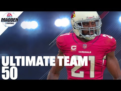 Madden 18 Ultimate Team - 99 Overall Players Ep.50