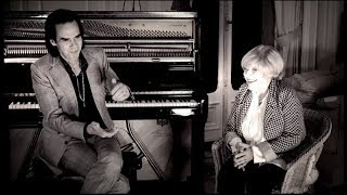 Marianne Faithfull interviewed by Nick Cave (at La Frette Studio)