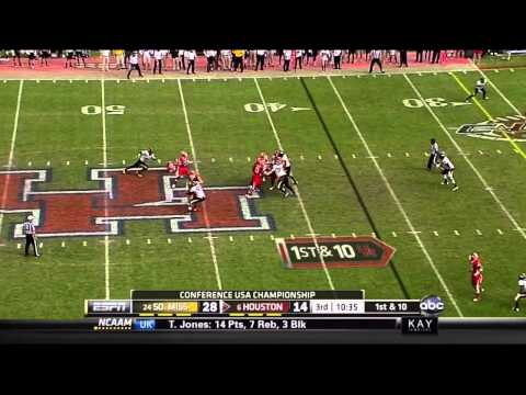 Jamie Collins vs Houston 2011
