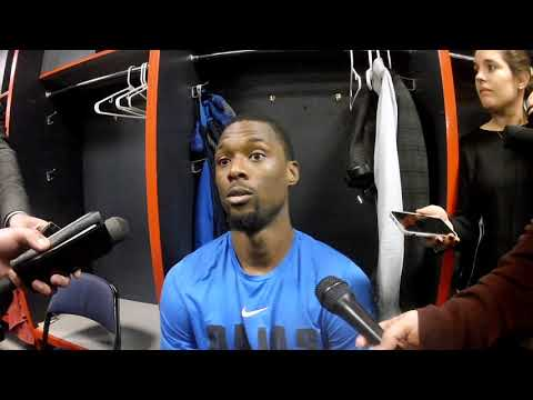 Harrison Barnes Says He Has to Make the Wizards Pay for Letting Him Iso