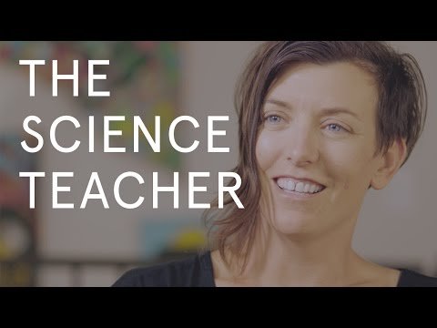 Sara Laimon-Luke Uses Meditation To Help Kids Learn Biology
