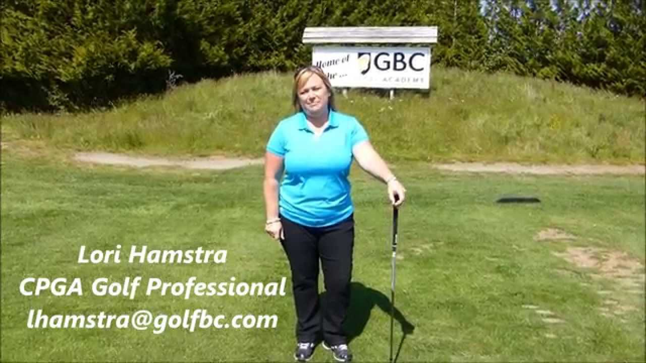Huge breasts golf