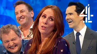 Catherine Tate's Funniest Moments on 8 Out of 10 Cats Does Countdown!
