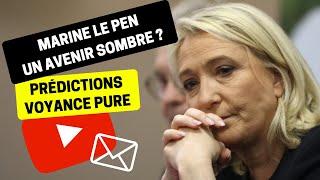 Voyance Prédictions Actualité 07   Affaire des assistants : Quels impacts pour Marine Le Pen ?