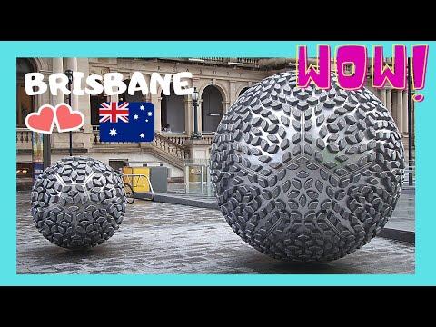 BRISBANE, the capital city of the best STREET ART in AUSTRALIA