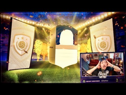 I PACKED AN ICON FIFA 18 ULTIMATE TEAM
