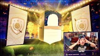 I packed an icon!!! fifa 18 ultimate team