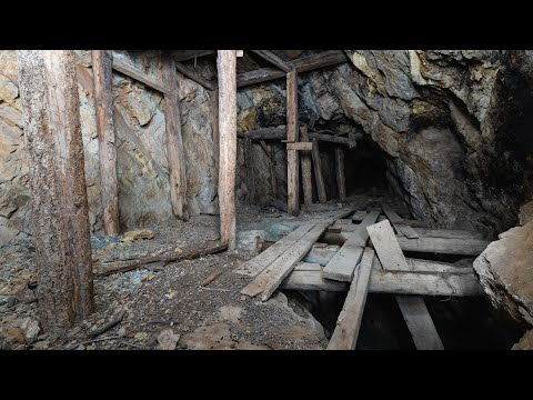 Exploring The Collapsing Conquest Mine (Part 1 Of 2)