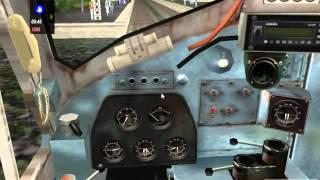 vidéo teste trainz railroad simulator 2004