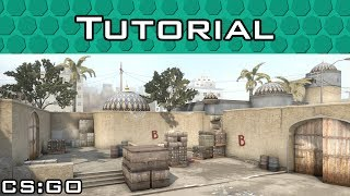 CS:GO de_dust2 Common Spots Tutorial
