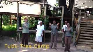 Tubu Tree Camp, Okavango Delta, Botswana
