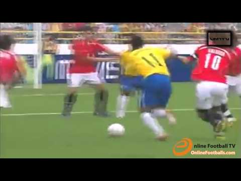 Video: Ronaldinho MAGIC Skills HD
