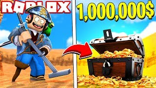 THE FORZIERE FROM 1,000,000 EUROS ON ROBLOX!!
