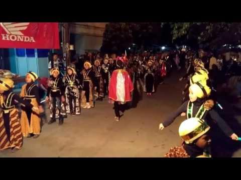 Gema takbir Idul fitri 2016, at Sendangtirto Berbah Sleman
