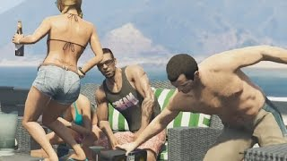 GTA 5: Mission 8 - Daddy