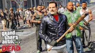 THE WALKING DEAD #3 ON CHERCHE DES SURVIVANTS ! (GTA 5 MODS)