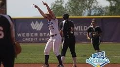 Weber State Wins Second Straight Big Sky Softball Title