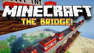 (BRAND NEW!) Minecraft Mini-Game: THE BRIDGE! - w/Preston!