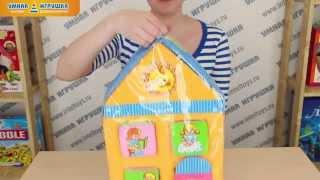 Развивающая интерактивная игрушка «Я сам-1», Мякиши