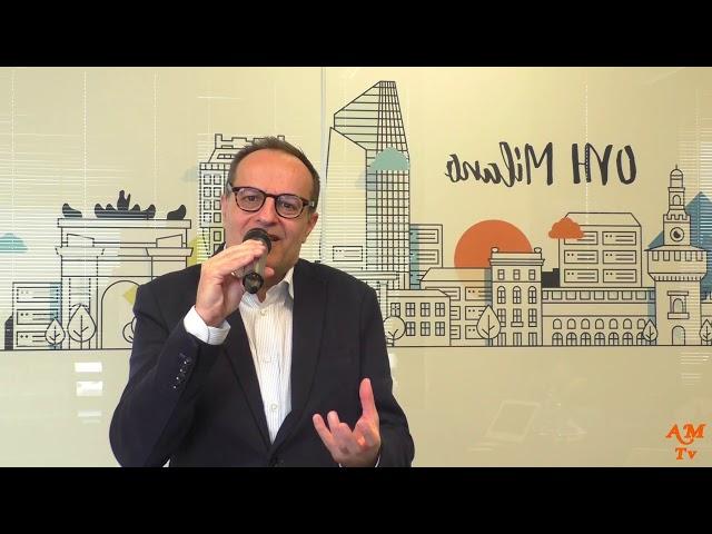 Dionigi Faccenda direttore vendite di OVHcloud Emea