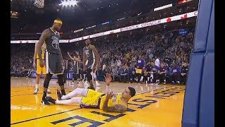 Golden State Warriors vs Los Angeles Lakers NBA Full Highlights (3rd February 2019)
