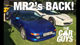 Toyota MR2 (1996)  FULL REVIEW. Why are 90s Japanese cars so fantastic?