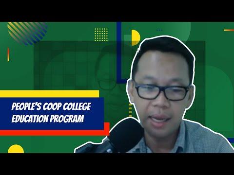 People's Coop College Education Program