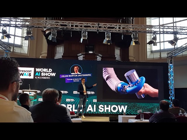 World AI Show - Julian Jagtenberg - The Future of Robotics & AI