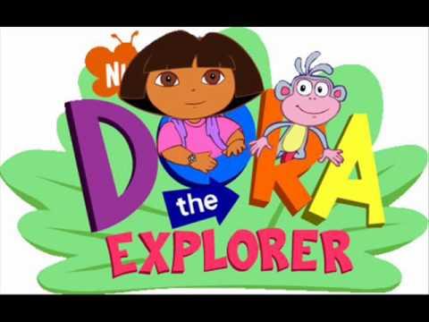 Dora La Exploradora Intro En Espaol Latino  YouTube