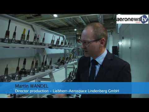 Liebherr - Titanium Components for Airbus A350