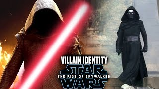 The Rise Of Skywalker Villain Identity Revealed! (Star Wars Episode 9)