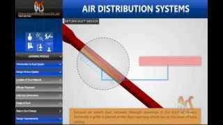 Part-5 Return-air duct dimensions, Design of Air Distribution Systems, HVAC by www.ocatavesim.com