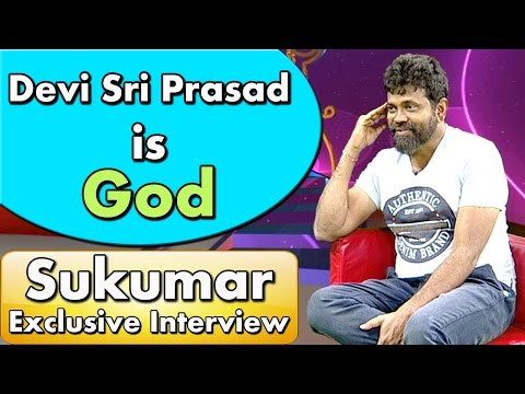 Devi Sri Prasad is God Says Sukumar - Nannaku Prematho Movie Interview - Weekend Guest