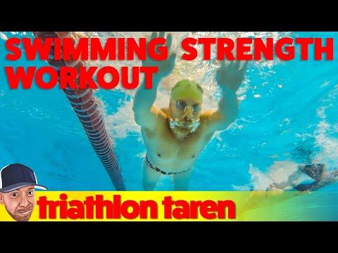 Triathlon Swim Workout: Get Strength With Swimming