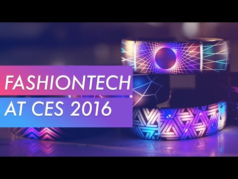 3 Fashion Tech Companies to Watch from CES 2016