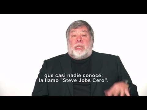 Stephen Wozniak habla sobre STEVE JOBS