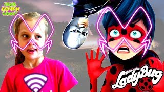 Леди Баг и Супер-Кот Официальная игра #5. СПАСЕНИЕ ПАРИЖА город в ОПАСНОСТИ! Ladybug & Cat Noir