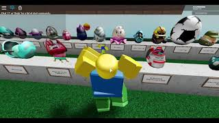 My thoughts on roblox easter eggs LEAKS (READ DESC)