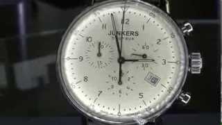 uhren-schmuck-design presents JUNKERS Bauhaus